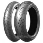 Pneu Moto Bridgestone Battlax BT 023 Rear GT 190/55 R17 75 W