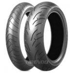 Pneu Moto Bridgestone Battlax BT 023 Rear 170/60 R17 72 W
