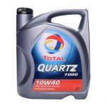 Total Óleo Motor Quartz 7000 10W40 5L