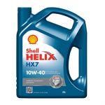 Shell Óleo Motor Helix HX7 10W40 5L