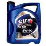 Elf Óleo Motor Evolution 900 SXR 5W40 5L