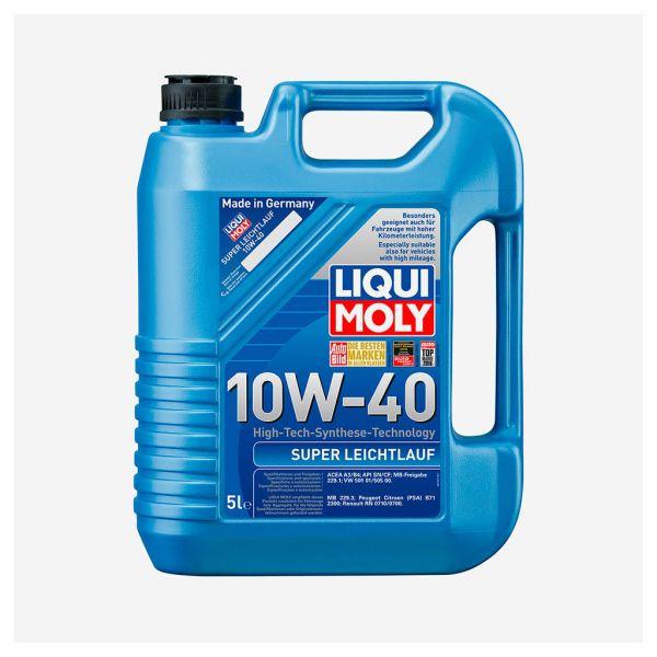Liqui Moly Óleo Motor Super Leichtlauf 10W40 5L