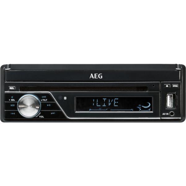 AEG Auto-Rádio 4026 DVD