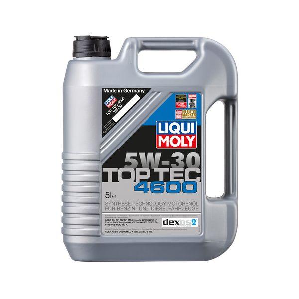 Liqui Moly Óleo Motor Top Tec 4600 5W30 5L