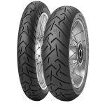 Pneu Moto Pirelli Scorpion Trail II 100/90-18 TL 56V Rodas dianteiras, M/C