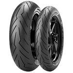Pneu Moto Pirelli Diablo Rosso 3 180/55 R17 73W