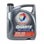 Total Óleo Motor Quartz Ineo Long Life 5W30 504.507 5L
