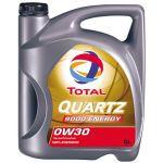 Total Óleo Motor Quartz 9000 Energy 0W30 5L