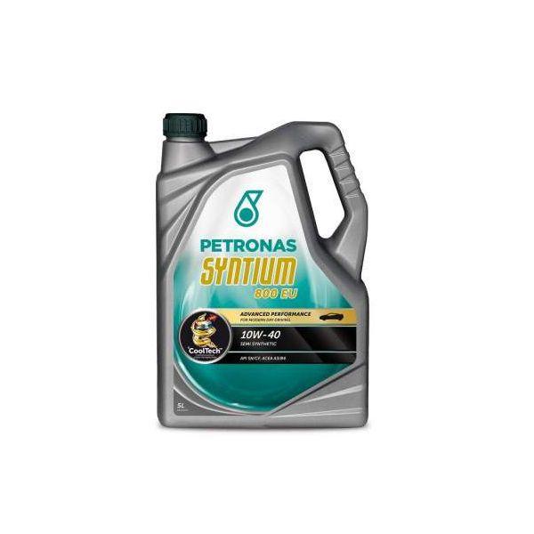Petronas Óleo Motor Syntium 800 EU 10W40 5L