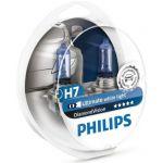 Philips 2x Lâmpadas Diamond Vision H7 12V 55W