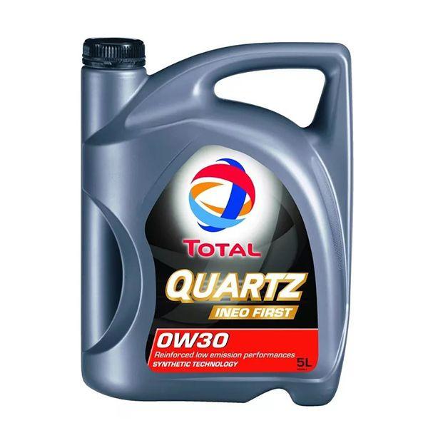 Total Óleo Motor Quartz Ineo First 0W30 5L