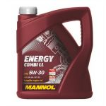 Mannol Óleo Motor Energy Combi LL 5W30 5L