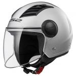 Ls2 Capacete Airflow L Of562 Solid Silver