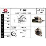 Eai Motores de Arranque / Chrysler 11846