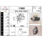Eai Motores de Arranque / Punto 1.7l Td 11682
