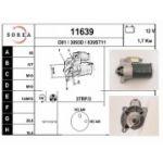 Eai Motores de Arranque / Zx 1.9l Diesel 11639
