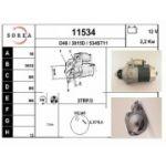 Eai Motores de Arranque / Cx 25 Diesel 11534