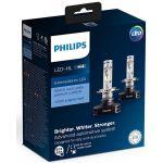 Philips 2x Lâmpadas LED X-treme Ultinon H4