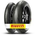 Pneu Moto Pirelli Diablo Supercorsa SP V3 120/70 R17 58W