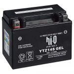 Hi-Q Bateria Moto MG14ZS/YTZ14S