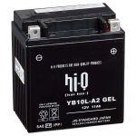 Hi-Q Bateria Moto 10L A2/YP10L A2
