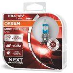 Osram Night Breaker Laser HB4 Next Generation +150% - 9006 - 02
