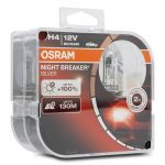 Osram Night Breaker Silver H4 12v 60/55w ( 2 Lâmpadas ) - 64193NBS - 02