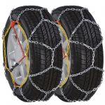 2 Correntes de Neve para pneus, 2 pçs, 12 mm KN 70