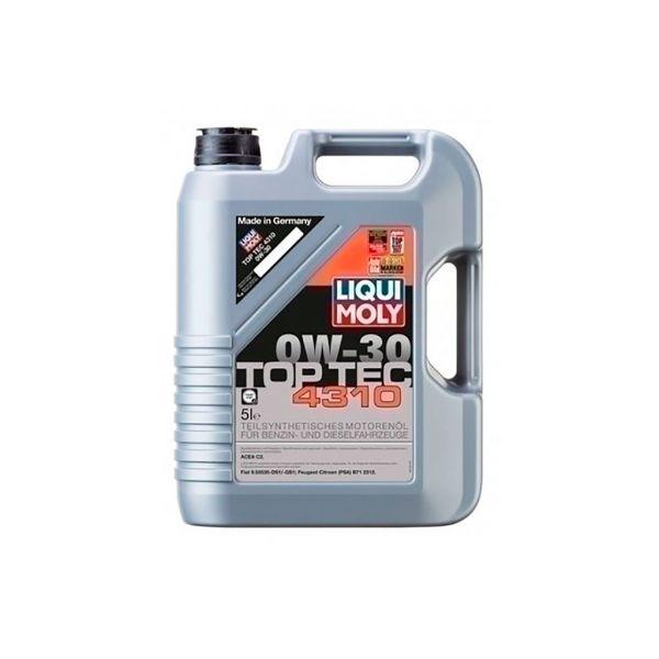 Liqui Moly Óleo Motor Top Tec 4310 0W30 5L