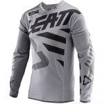 Leatt Camisola Gpx 5.5 Ultraweld Steel / Black