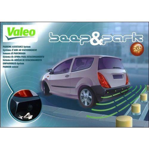 valeo kit sensores estacionamento traseiro beep park n1. Black Bedroom Furniture Sets. Home Design Ideas