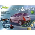 Valeo Kit Sensores Estacionamento Trás Beep & Park N2
