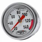 Hashiru Oil Temperature Dipstick M24 Silver - 60120110250
