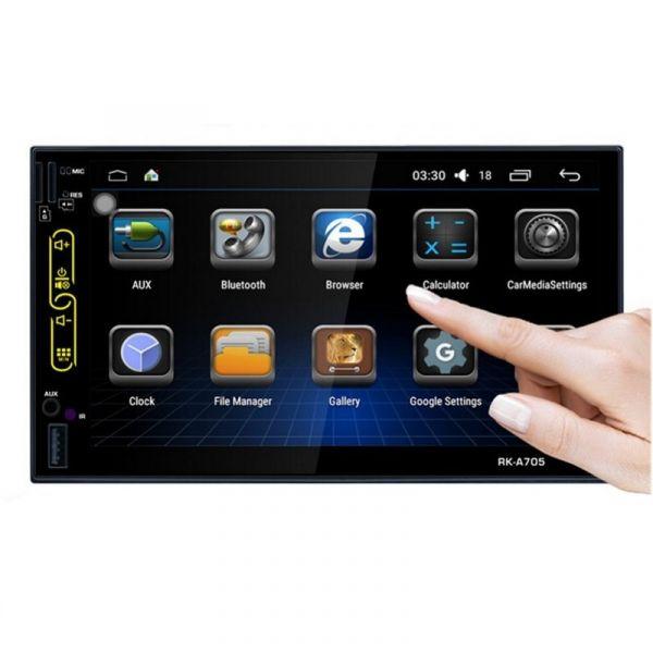 Auto-Rádio RK-A705 Android 6.0 GPS
