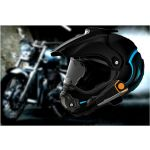 Intercomunicador Moto Bluetooth FM para Capacete