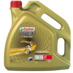 Castrol Óleo Moto Power 1 Racing 4T 5W40 4L