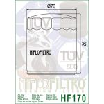 HiFlo Filtro de óleo - HF170B