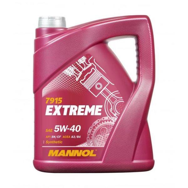 Mannol Óleo Motor Extreme Sae 5W-40 5L