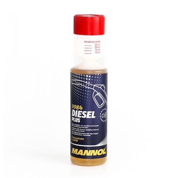 Mannol Aditivo Diesel Plus 250ml