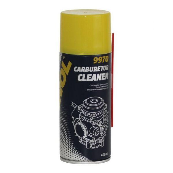 Mannol Aditivo Limpeza de Carburador e Antiferrugem 400ml