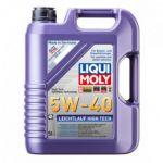 Liqui Moly Óleo Leichtlauf High Tech GT1 5W40 5L