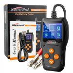 Konnwei Testador/Medidor Baterias Profissional 12V