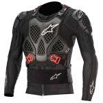 Alpinestars Protecção Corporal Bionic Tech V2 Black Red L