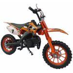 Pit Bike 50CC MINICROSS XZ Laranja - XZMINI-LRJ