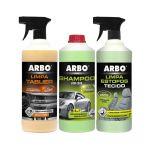 ARBO Kit Interior 3Peças Sh1l+Sle1l+Slt1l - 779846