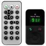 ProFTC Kit Mãos Livres Bluetooth com Reprodução Musica MP3/USB/SD