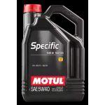 Motul Motul Specific Vw 505.01-502.00 5W40 5L