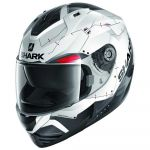 Shark Capacete Ridill 1.2 Mecca White / Black / Red M