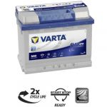Varta Bateria Auto Blue Dynamic EFB N60 12V 60Ah 640A