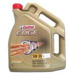 Castrol Óleo Motor Edge Titanium FST 5W-30 LL 5L - C5W30EDGE/5